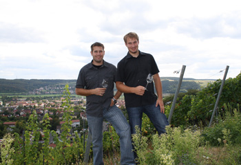 Stefan und Matthias Ruppert