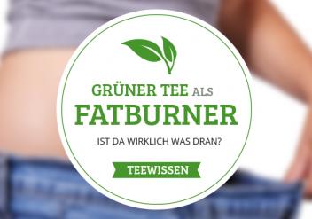 Grüner Tee als Fatburner: Ist da wirklich was dran?