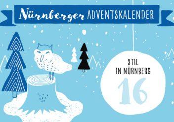 Nürnberger Adventskalender: Stil in Nürnberg #16