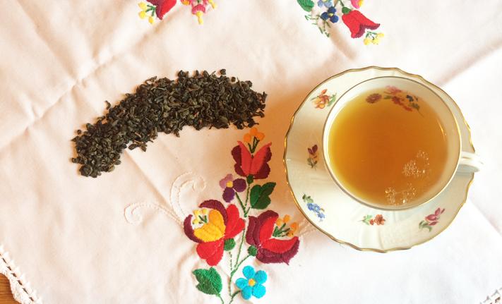 Gunpowder Tee - der Perlentee mit chinesischen Wurzeln