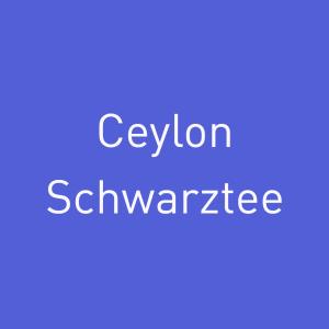 Ceylon Schwarztee kaufen