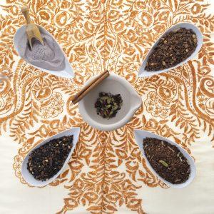 Chai Tee: Verschiedene Sorten