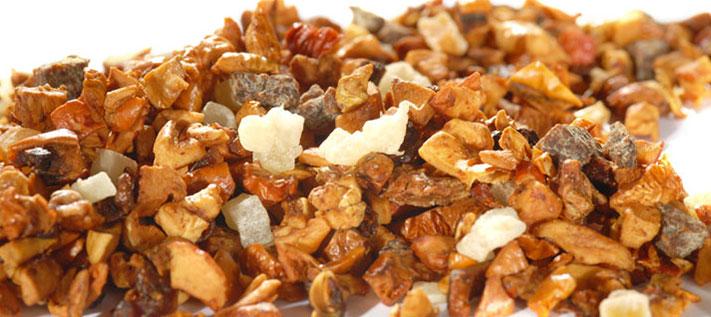 Kalium in Früchtetees