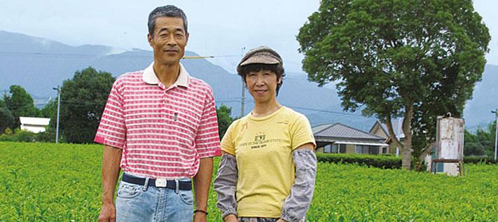 Einladung zur Teeverkostung mit japanischem Teebauern