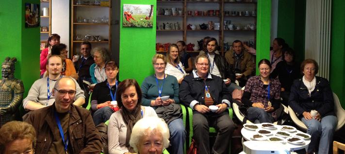 Tee-Seminare bei den Nürnberger Stadtverführungen