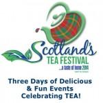 Scottland's Tea Festival