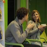 Alle Teeseminar-Teilnehmer probierten verschiedene Teesorten