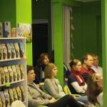 Teilnehmer beim Teeseminar in Nürnberg