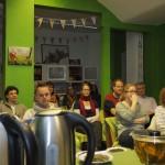 Zuhörer des Teeseminars von Evas Teeplantage in Nürnberg