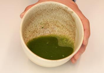 Matcha ist gesund, sagt man. Doch wir trinken ihn hauptsächlich wegen des guten Geschmacks.