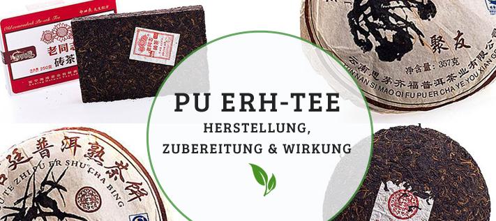 Pu-Erh – Tee mit langer Tradition