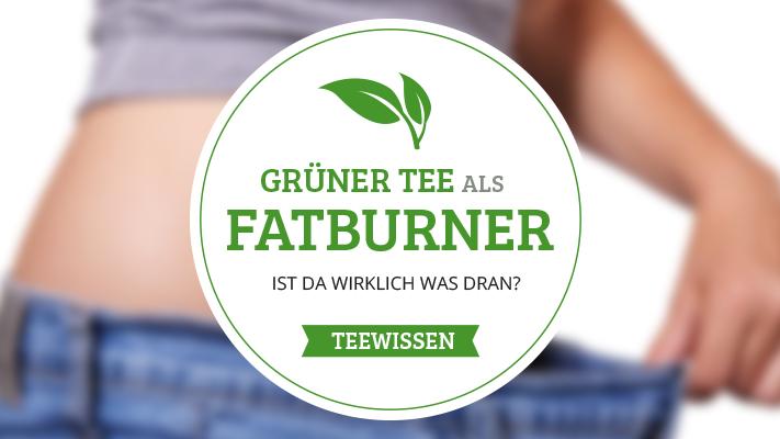 Grüner Tee als Fatburner