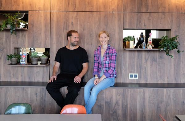 Shiftschool Tina und Tobias Burkhardt