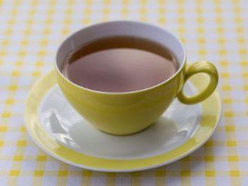 Pfefferminze Tee Zubereitung ist ganz einfach.