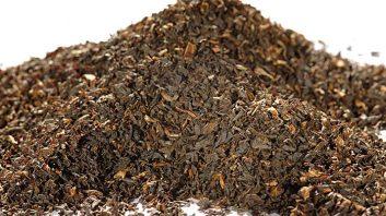 Ostfriesen Tee lose aufgehäuft