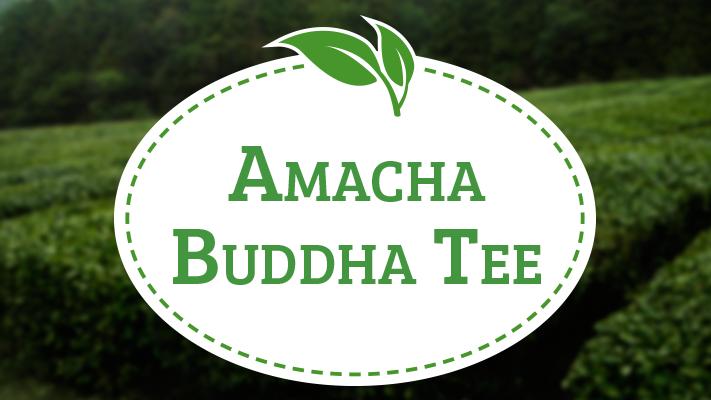 Amacha-Buddha, der selbstsüßende Tee