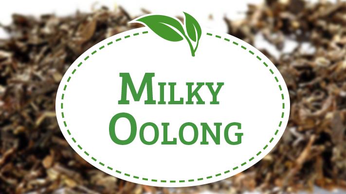 Milky Oolong – eine Erfindung aus den Achtzigern
