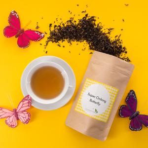 Oolong Teesorten sind halb oxidierte Tees