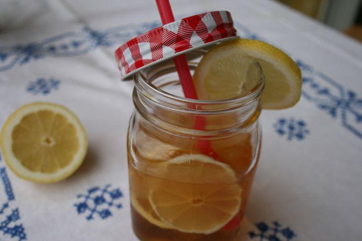 Rezepte für Eistee-Cocktails (koffeinfrei) & Gewinnspiel