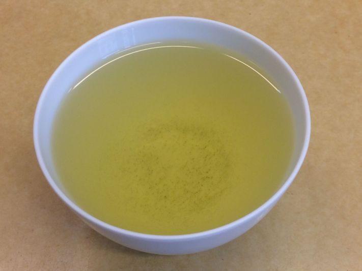 Gyokuro Zubereitung: Tee in der Tasse. Tipps zur Gyokuro Tee Zubereitung