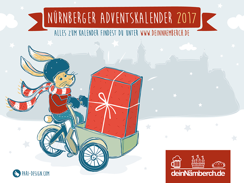 Nürnberger Adventskalender 2017