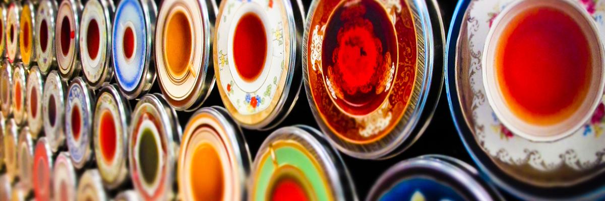 Die Teedose – eine Frage der Lagerung