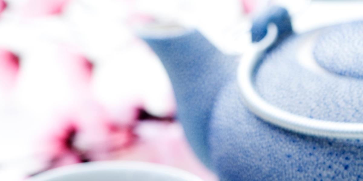 Teegeschirr aus Porzellan: Herkunft und Produktion.