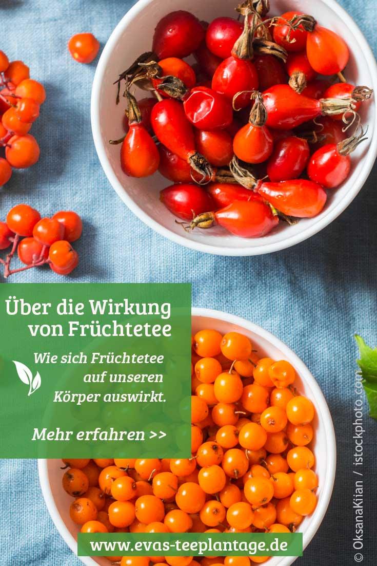 Früchtetee: mehr als lecker