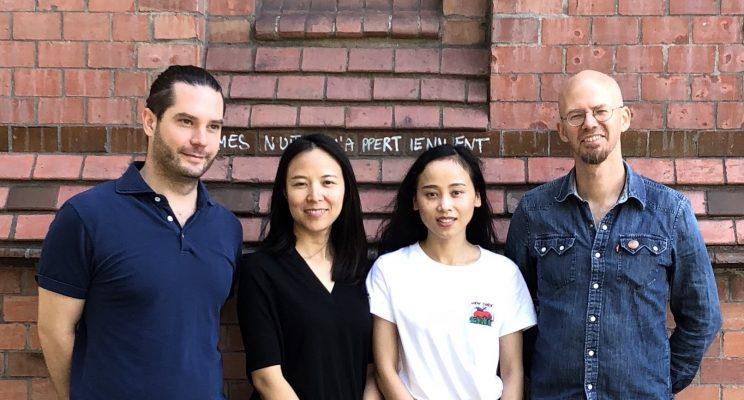 Die Organisatoren des Tee Festivals Berlin 2018