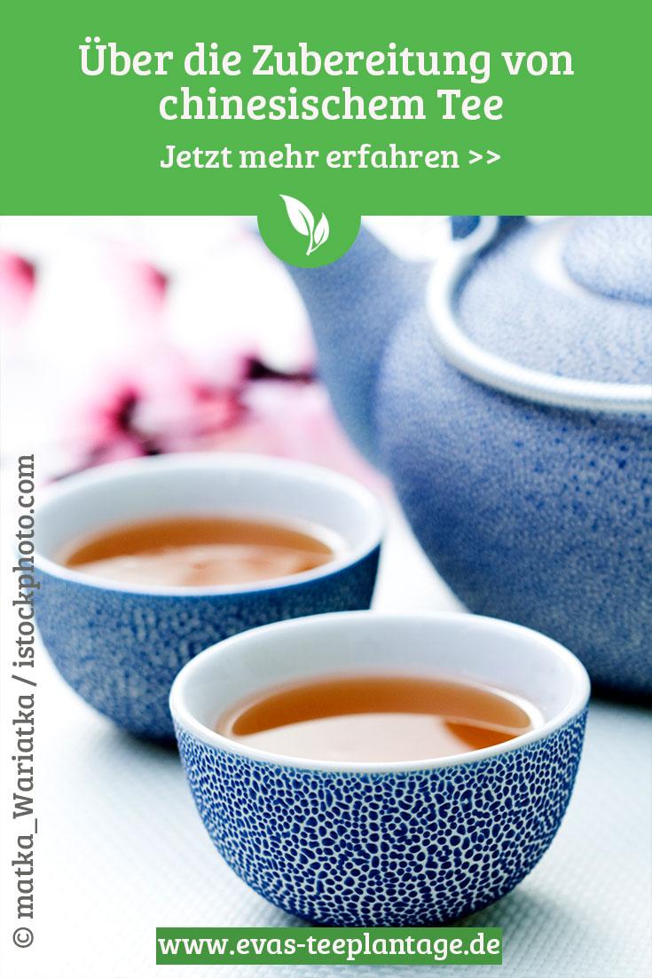 Chinesischer Tee Zubereitung: Tipps und Tricks für die verschiedenen Sorten