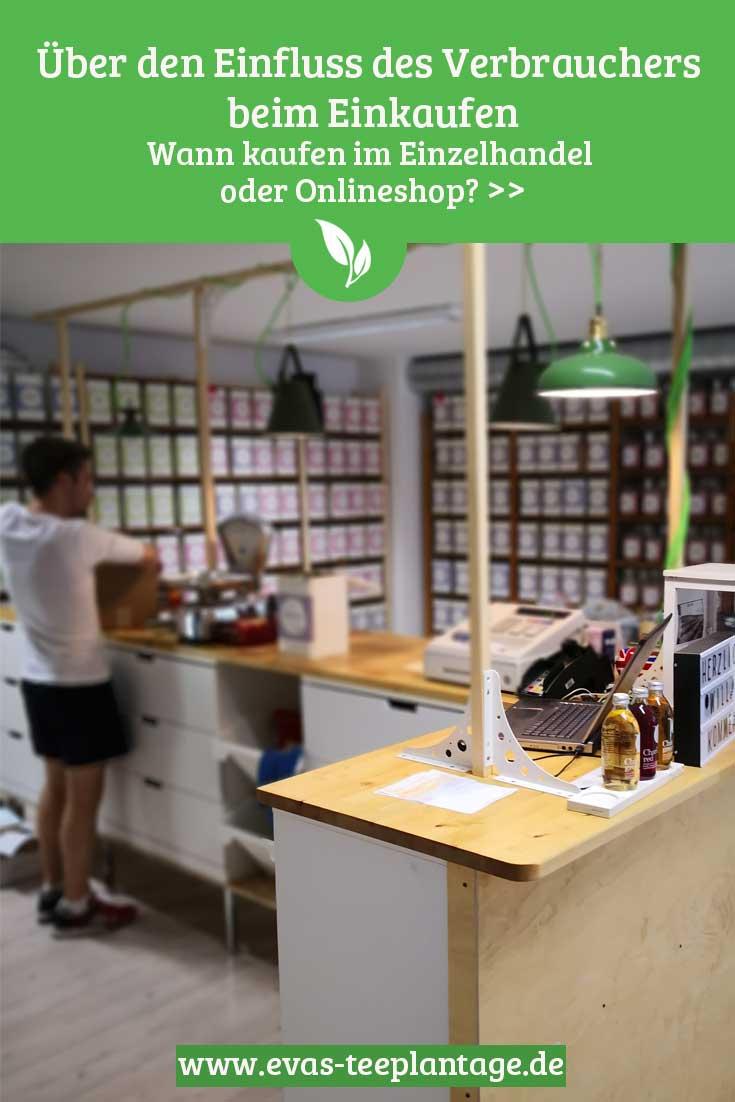 Einkaufen im Fachgeschäft vor Ort oder im Onlineshop? Dass muss nicht immer ein Widerspruch sein.