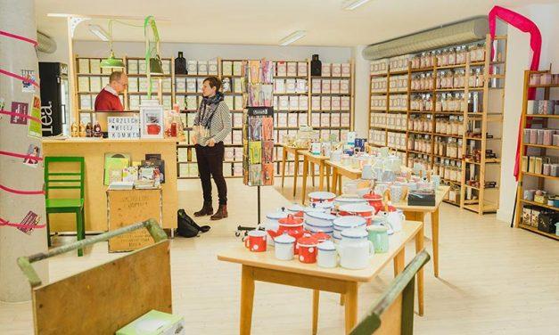 Aushilfe gesucht für Teegeschäft in Nürnberg und Tee-Onlineshop
