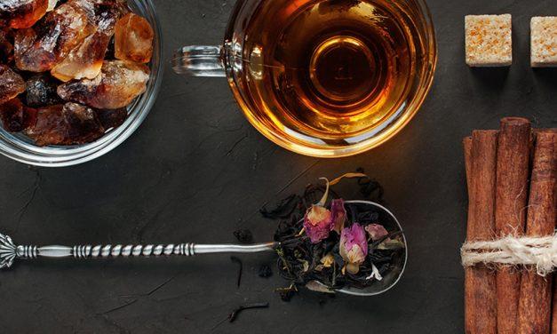 Kandiszucker für Tee