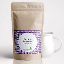 Schwarzer Tee Earl Grey Darjeeling