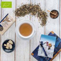 Weißer Tee Weißer Kraftschöpfertee mit Ingwer (Bio)