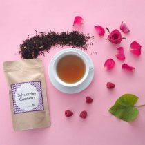 Schwarzer Tee Cranberry