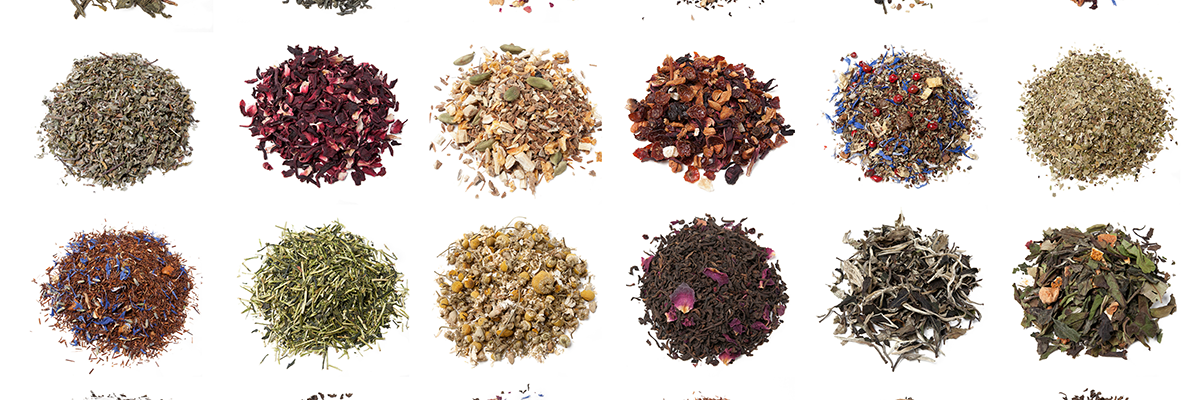 Tee aromatisiert genießen